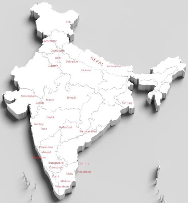 Alliance francaise India