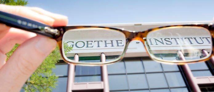 Goethe institut in India