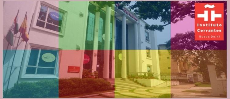 Instituto cervantes new delhi