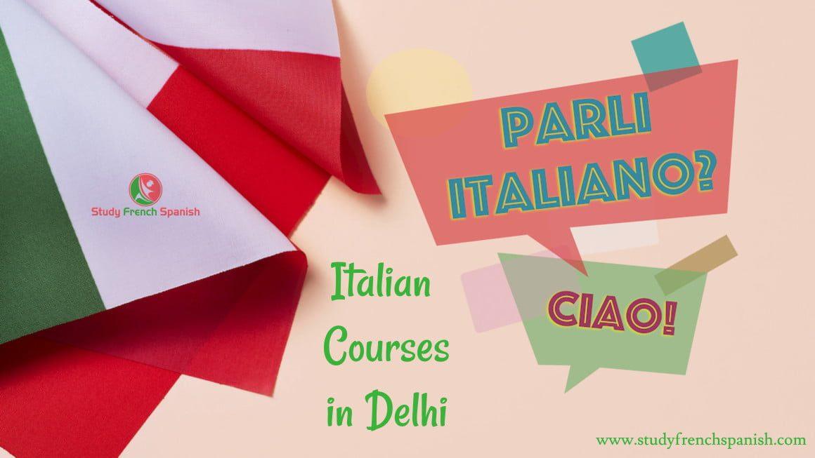 Italian Courses in Delhi