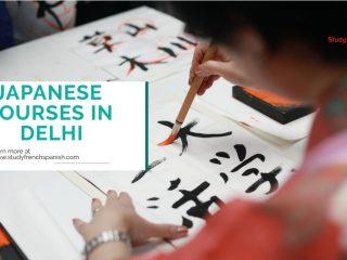 Japanese Courses in Delhi
