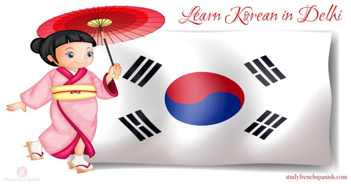 Korean classes in Delhi