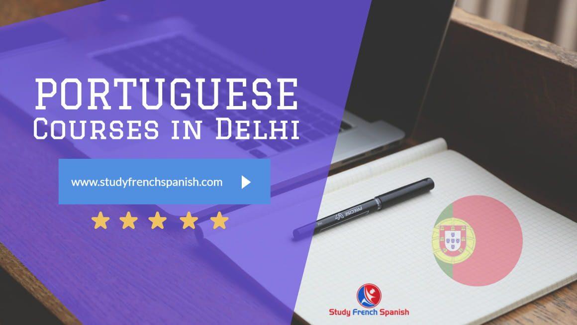 Portuguese Courses Delhi