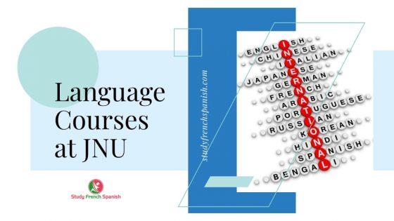 Language Courses JNU