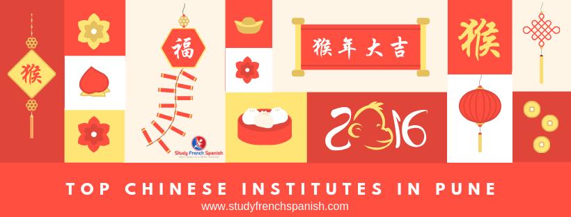 Chinese Institutes in Pune