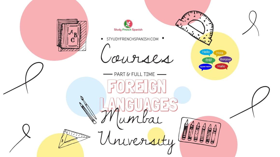 Foreign Language Courses in Mumbai University | MU Colleges