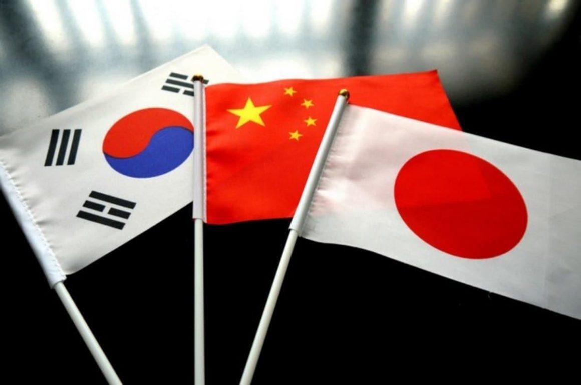 Chinese Korean Japanese