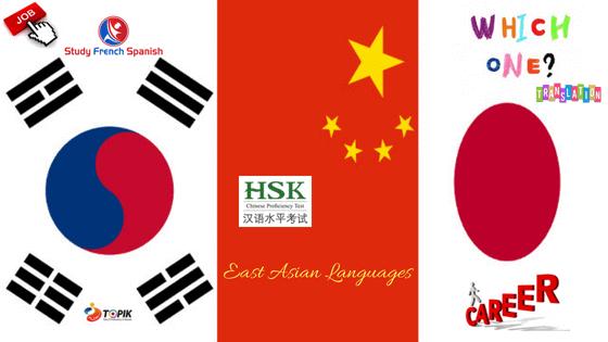 Mandarin Chinese, Japanese, or Korean?