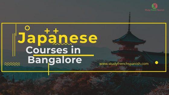 Learn Japanese in Bengaluru