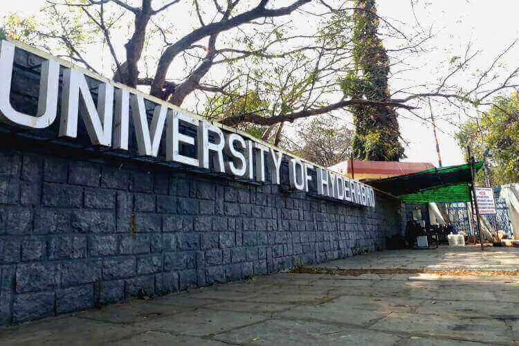 Language Courses at Hyderabad University