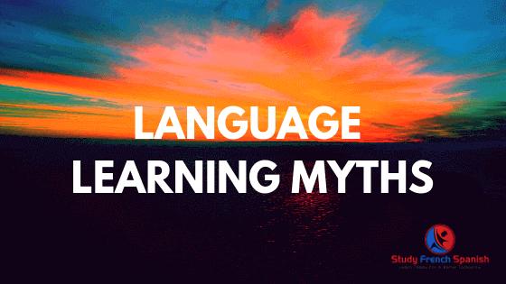 Language Learning Myths