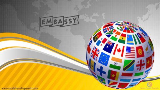 Embassy language jobs