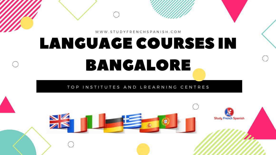 Language Courses Bengaluru
