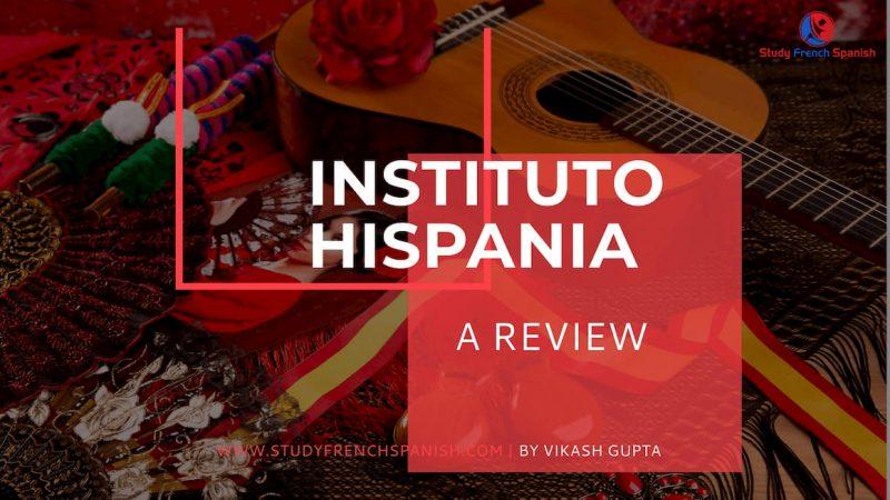 Instituto Hispania Reviews