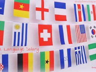 Foreign language salary