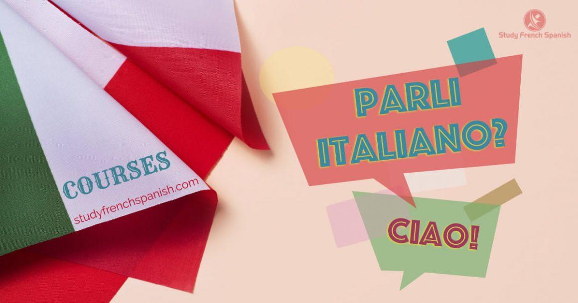 Italian language classes India