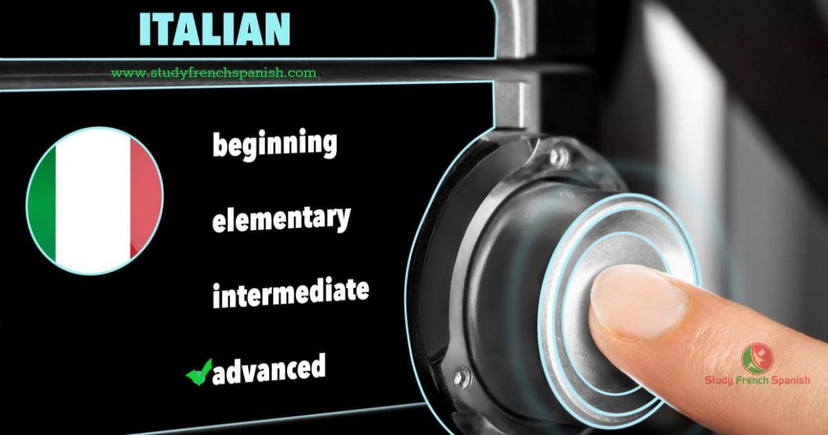 Italian language institute