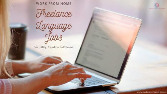 Freelance language jobs